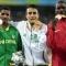 VĐV khuyết tật chạy nhanh hơn nhà vô địch Olympic 2016