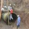 Đường ống dẫn nước sạch Sông Đà gặp sự cố lần đầu............thứ 19