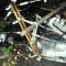 Sài Gòn lại ngập trong mưa lớn, 7 ôtô bị cây đè