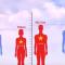 Chiều cao của người Việt Nam thấp hơn trung bình thế giới tới MƯỜI BA CENTIMET