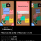 Corky notes : native app xuất sắc về note sử dụng 100% gesture : gắp , thả, click, đè