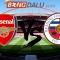 Arsenal VS Reading-Cúp Liên đoàn Anh