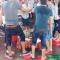 Xúc động cưới chạy lũ ở Khánh Hòa: Nước ngập tới đít vẫn ko trống bàn nào