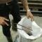 Chân cầu Long Biên sạch bóng kim tiêm, CA, dân phòng chốt chặt xử lý con nghiện tiêm chích ma túy