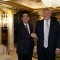 gặp mặt ko chính thức: Thủ tướng Nhật Abe mô tả 'ông Trump là lãnh đạo đáng tin cậy'