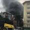 Hà Nội: Cháy rụi 4 căn nhà ở đường Trần Khát Chân, chủ nhà ngất xỉu phải đưa đi cấp cứu