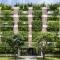 chiệm ngưỡng thiết kế xanh của Atlas Hotel Hoian bởi Võ trọng Nghĩa Architect