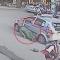 Hà nội:  Tài xế Nam định kẹp tay công an vào cửa taxi, kéo lê chục mét