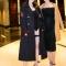 Ngọc Trinh  trễ nải, hạnh phúc dự tiệc cùng Hoàng Kiều tại Thượng Hải