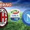 Milan VS Napoli-Ý