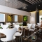 Bàn ghế café hiện đại mang đến một không gian tươi mới