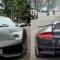 Đang chạy từ Bà Rịa - Vũng Tàu về TP.HCM, siêu xe Lamborghini Murcielago LP670-4 SV tông người đàn ông qua đường tử