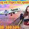 Phòng vé máy bay hãng Tiger Air tại quận 4.