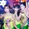 hot girl Lâm Thách du xuân cùng đám bạn thân