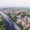 Dòng sông Bắc Hưng Hải nổi tiếng đây sao?