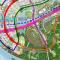 (Chờ thông qua) 8.700 tỉ dời cảng Tân Thuận và xây cầu Thủ Thiêm 4