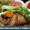 Món ăn ngon chữa bệnh xuất tinh cho nam giới hiệu quả ngay tại nhà