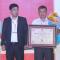 Chàng trai gốc Nghệ giành kỷ lục người Việt đầu tiên đạt điểm tuyệt đối trong kỳ thi xét tuyển đại học Mỹ -
