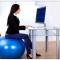 Trào lưu ngồi ghế bóng làm việc: Nhiều lợi ích cho sức khỏe!