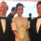 Lý Nhã Kỳ diện đầm 'vải thưa che mắt thánh' trong ngày khai mạc Cannes