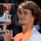 Đánh bại Djokovic, tay vợt trẻ Zverev đăng quang Rome Masters