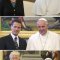 Giáo hoàng phật ý vì Trump đội tóc giả?