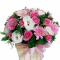 Giỏ hoa mừng khai trương không thể vắng trong ngày khai trương nó có sức thu hút vì nhỏ nhắn xinh xắn.