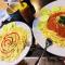 Spaghetti Classic và Spaghettikem gà