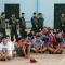 Hàng trăm cảnh sát vây ráp 'ổ bạc' trong nghĩa trang