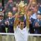 Federer đánh bại Cilic ở chung kết Wimbledon 2017 -