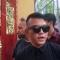 Pierre Francois Flores gặp mặt Nam Huỳnh Đạo tại đình Nam Chơn