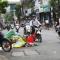 Nhiều ngõ phố ở Hà Nội ngập ngụa trong rác