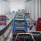 Cao tốc TP HCM - Long Thành thường xuyên ùn tắc