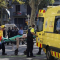 Nạn nhân nằm la liệt tại hiện trường đâm xe khủng bố ở Tây Ban Nha