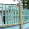 Chọn màu nào để cho hàng rào chống nắng
