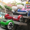 Xe điện cân bằng - Baby Plaza