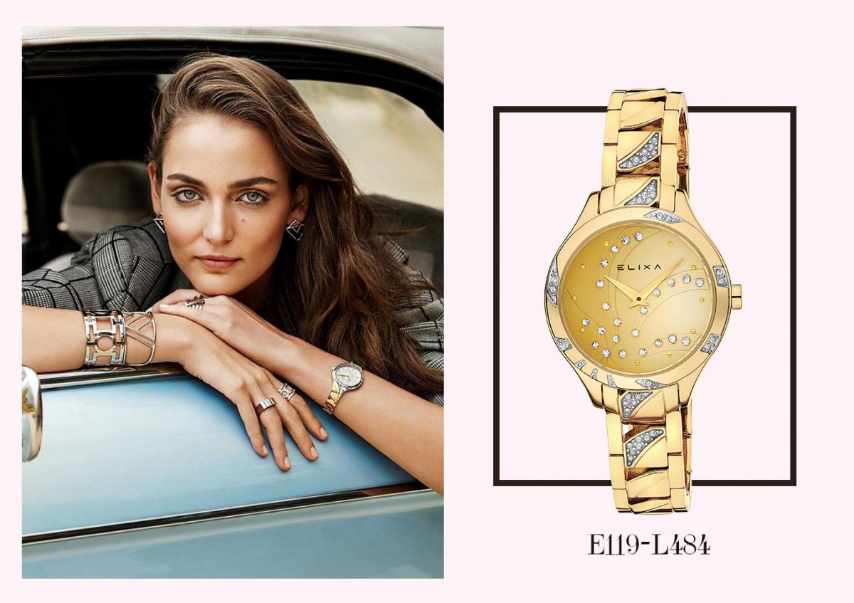 Mua đồng hồ thời trang nên chọn  hiệu nào cho vừa túi tiền