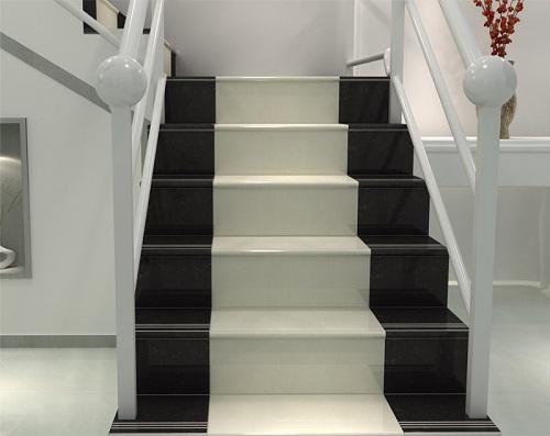 Tư vấn cách chọn gạch lát nền cầu thang Taicera chất lượng