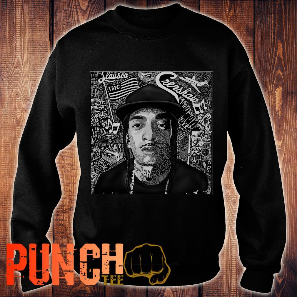 a1898b092 LeBron James RIP Nipsey Hussle the Great shirt - trendingtshirts's blog