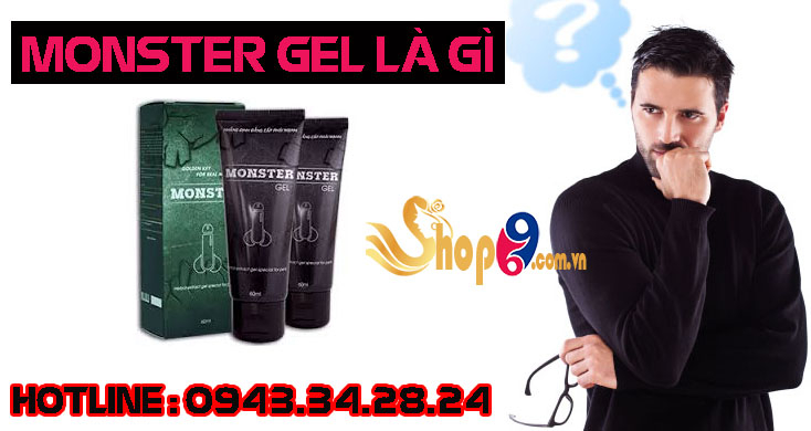monster gel 1