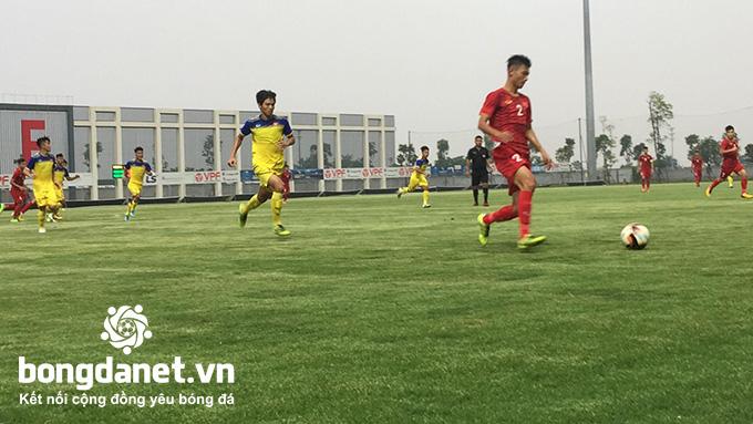 Sao trẻ U23 Việt Nam sốc vì quái chiêu của thầy Park
